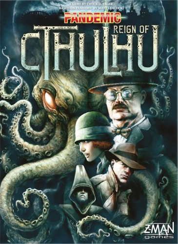 Pandemic: Reign of Cthulhu - Board Game