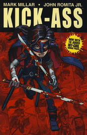 Kick-Ass (Hit Girl Cover) by Mark Millar