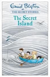 Secret Stories: The Secret Island by Enid Blyton image
