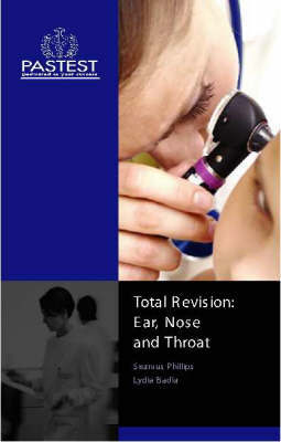 Total Revision - Ear, Nose and Throat by Seamus Philips image