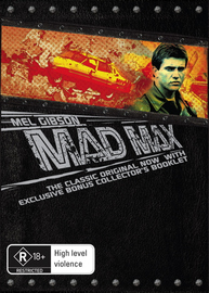 Mad Max - Special Edition on DVD image