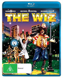 The Wiz on Blu-ray