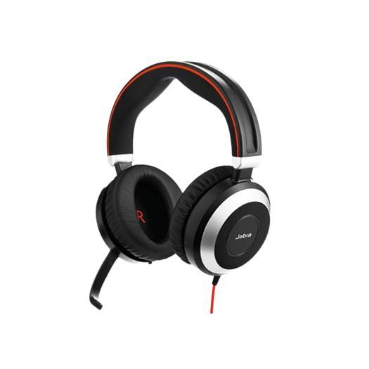 Jabra Evolve 80 MS Stereo Headset