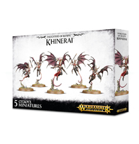 Warhammer Age of Sigmar: Daughters of Khaine, Khinerai
