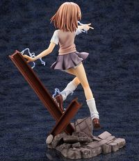 A Certain Magical Index III: A Certain Magical Index III: Mikoto Misaka - PVC Figure image
