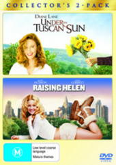Under The Tuscan Sun / Raising Helen - Double Pack (2 Disc Set) on DVD