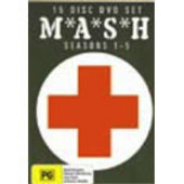 MASH - Complete Seasons 1 - 5 (15 Disc Set) on DVD