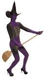Purple Witch Morphsuit (Adult XL)