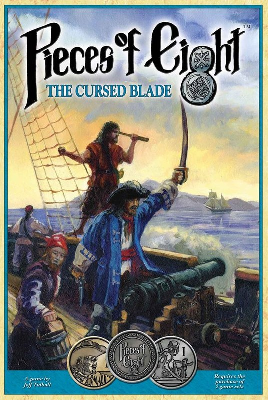 Pieces of Eight: Cursed Blade