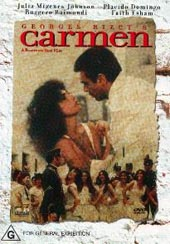 Carmen on DVD