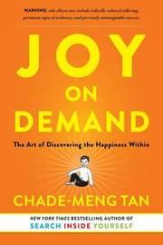 Joy on Demand by Chade-Meng Tan image