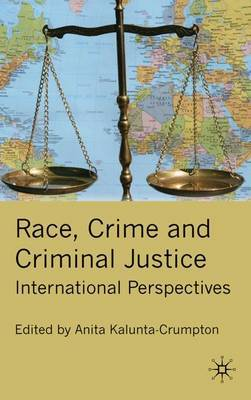 Race, Crime and Criminal Justice image