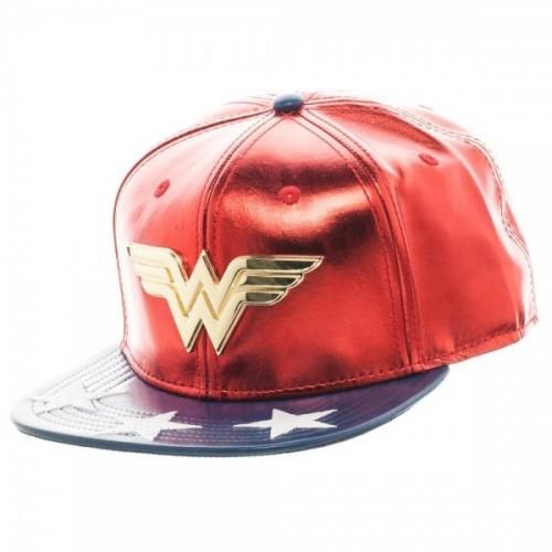 ee83cb288c7 DC Comics Wonder Woman Suit Up Snapback Cap image ...