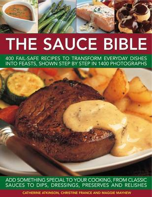 Sauce Bible by Catherine Atkinson