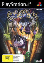GrimGrimoire for PlayStation 2
