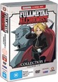 Fullmetal Alchemist Collection 1 (V1-6) (Fatpack) on DVD
