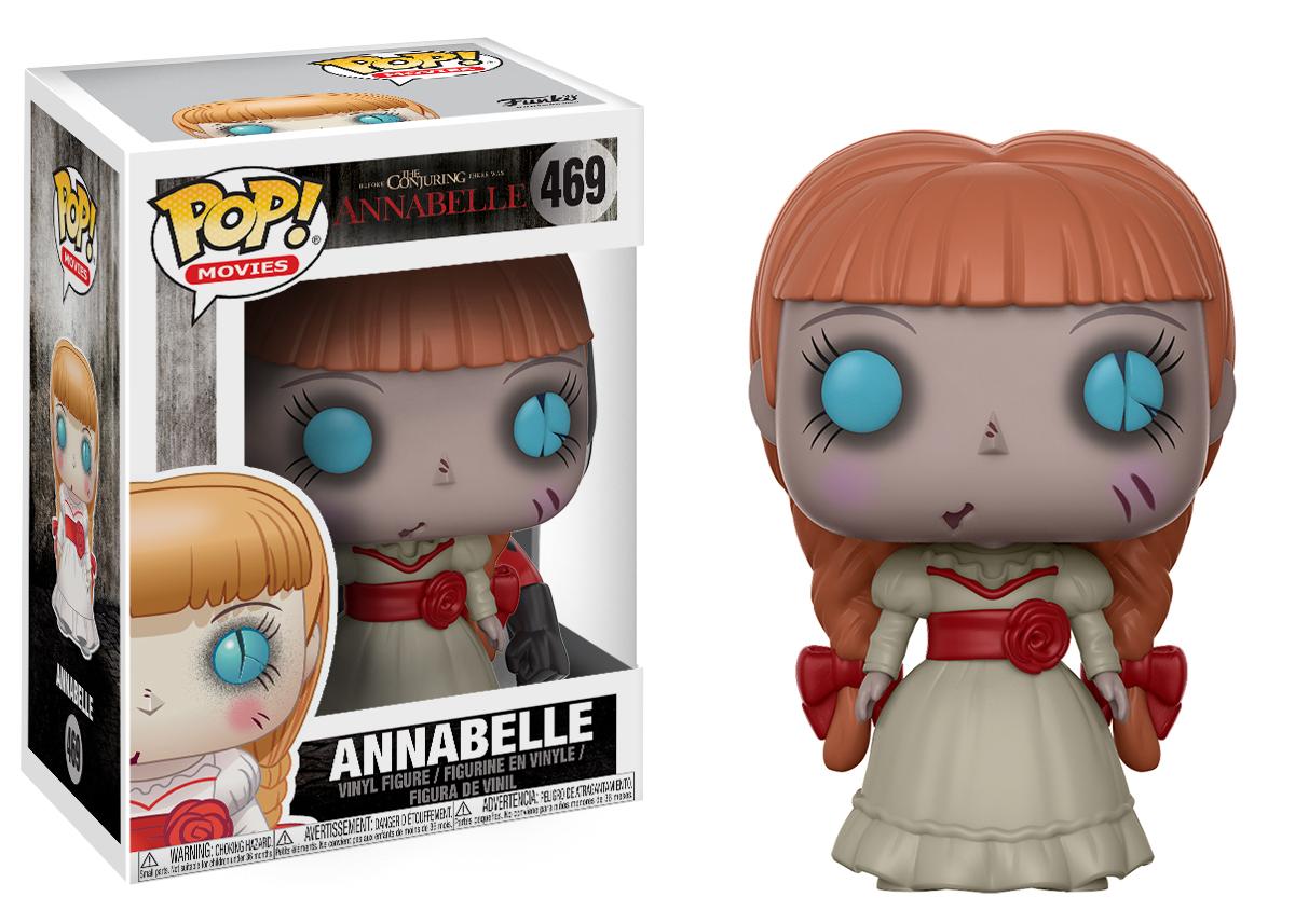 Annabelle - Pop! Vinyl Figure image