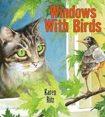 Windows With Birds by Karen Ritz image
