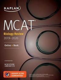 MCAT Biology Review 2019-2020 by Kaplan Test Prep