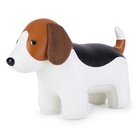 Zuny: Bookend Classic Beagle Tan
