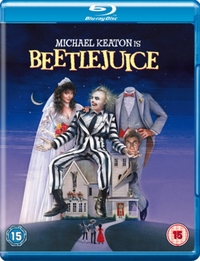 Beetlejuice on Blu-ray