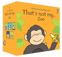 That's Not My... Zoo Boxed Set - Special Sales Edn