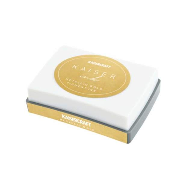 Kaisercraft: Ink Pad - Gold Pigment