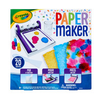 Crayola: DIY Paper Maker - Craft Kit