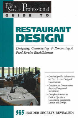 The Food Service Professionals Guide to Restaurant Design by Sharon L. Fullen image