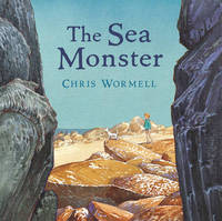 The Sea Monster by Christopher Wormell image