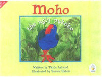 Moho and the Ugly Pukeko by Tatiana Aslund image