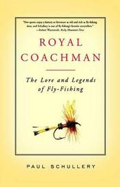 Royal Coachman Tpb by Schullery image