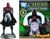 Batman Set Chess Figure Collection #022 - Red Hood Black Pawn (with Magazine)