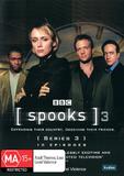 Spooks - Season 3 (3 Disc Set) DVD