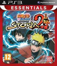 Naruto Shippuden: Ultimate Ninja Storm 2 (PS3 Essentials) for PS3