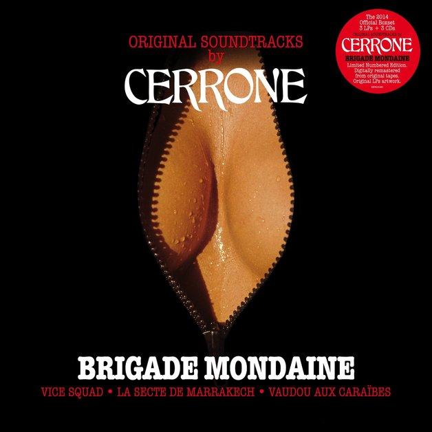 Brigade Mondaine Original Soundtrack by Cerrone