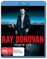 Ray Donovan - The Complete Second Season on Blu-ray
