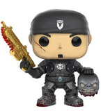 Gears of War - Marcus Fenix (Gold Lancer) Pop! Vinyl Figure