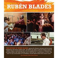 The Return Of Ruben Blades on Blu-ray