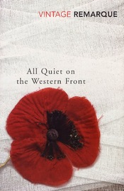 All Quiet on the Western Front by Erich Maria Remarque image