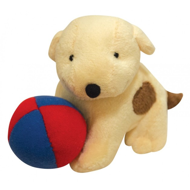"Spot the Dog: Spot with Ball - 4"" Plush"