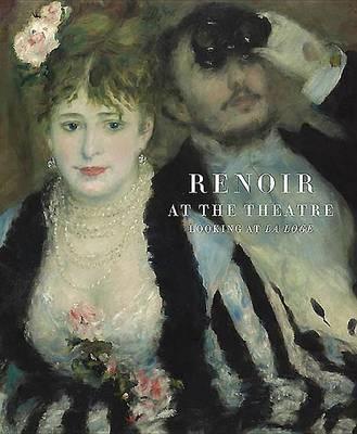 Renoir at the Theatre by Ernst Vegelin van Claerbergen image