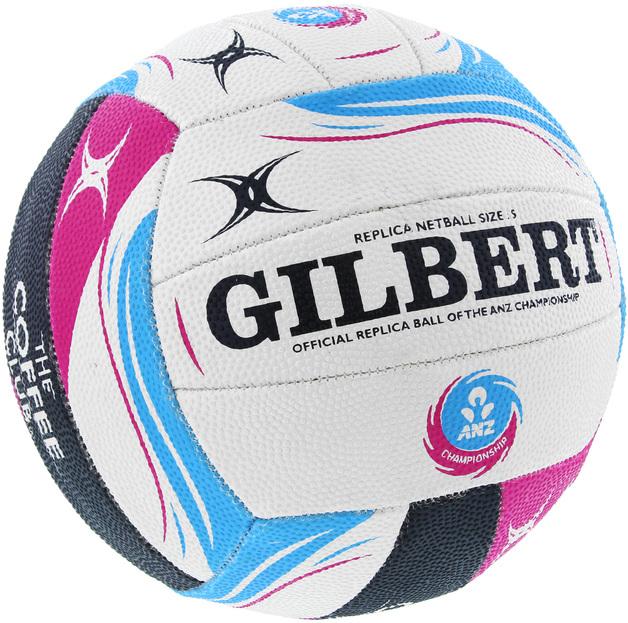 Gilbert ANZ Premiership Match Replica Netball Size 5