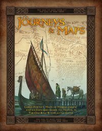 The One Ring RPG: Journeys and Maps image