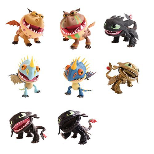 How to Train Your Dragon: Wave 1 - Action Vinyl Figure (Assorted)