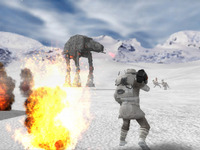Star Wars Battlefront for PlayStation 2 image