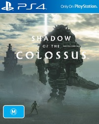 Shadow of the Colossus for PS4 image
