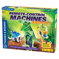 Thames & Kosmos: Remote Control Machines - Animals