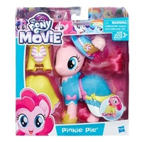 My Little Pony: The Movie - Snap-On Fashion Pony - Pinkie Pie