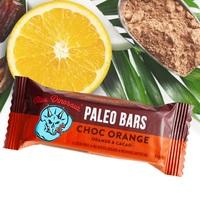 Blue Dinosaur Paleo Bars - Chocolate Orange (12x45g)